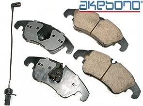 Akebono EUR1322 Brake Pad Kit