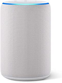 All-new Echo (3rd Gen) - Smart speaker with Alexa - Sandstone Fabric