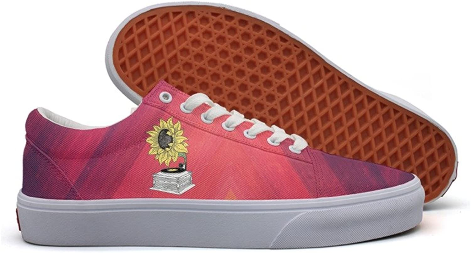 Singing in the sun womens fashion casual sneakers