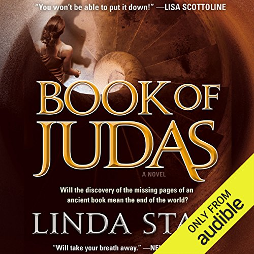 Book of Judas                   By:                                                                                                                                 Linda Stasi                               Narrated by:                                                                                                                                 Dina Pearlman                      Length: 10 hrs and 20 mins     8 ratings     Overall 4.8