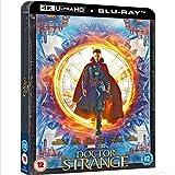 Doctor Strange 4K UHD Limited Edition Steelbook / Import / Includes Blu Ray / REGION FREE