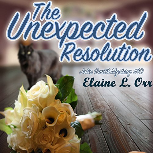 The Unexpected Resolution audiobook cover art