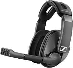 Sennheiser GSP 370 Over-Ear Wireless Gaming Headset, Low-Latency..