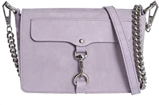 Luxury Fashion | Rebecca Minkoff Womens HH18ENUX82534 Purple Shoulder Bag | Spring Summer 19
