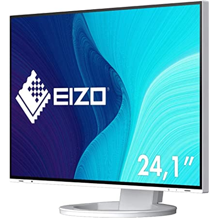 Eizo Flexscan Ev2495 Wt 61 1 Cm Monitor Weiß Computer Zubehör