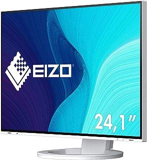"""EIZO EV2495-WT - monitor LCD 24"""" z daisy chain z USB-C i kartą sieciową (biały)"""