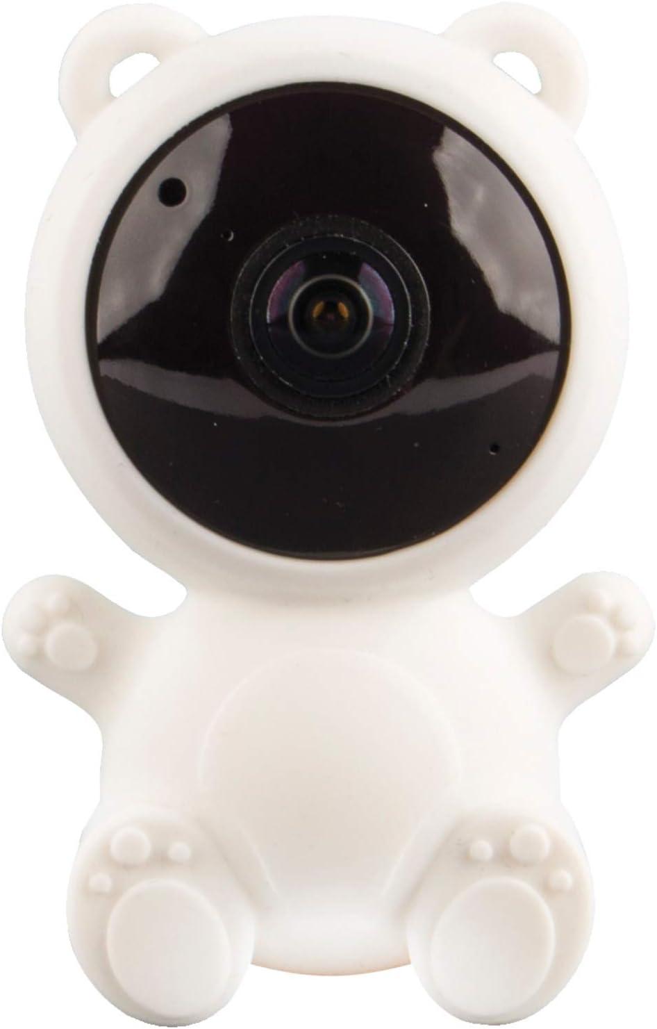 Vivitar Baby Monitor with Camera and Audio and Phone App, Vivitar IPC-120-WHT IP Baby Video Monitor Wifi