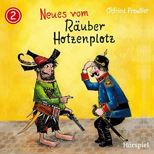 Der Räuber Hotzenplotz - CD / 04: Der Räuber Hotzenplotz (Otfried Preußler)
