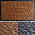 Extra Durable Welcome Mat (30x18) - Welcome Mats for Front Door - Outdoor Welcome Mat - Rubber Welcome Mats - Non-Slip Welcome Mat Outdoor - Door Mat - Front Door Mat Outdoor/Outdoor Doormats