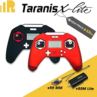 FrSky Taranis X-Lite Combo with R9M Lite and R9 MM (Red)