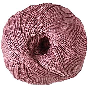DMC Natura Hilo, 100% algodón, Primavera Rosa N07: Amazon.es: Hogar