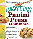 The Everything Panini Press Cookbook (Everything)