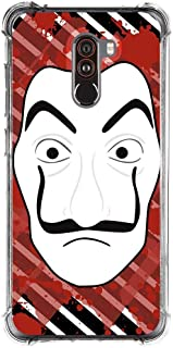 Capa Personalizada Xiaomi Pocophone F1 - La Casa de Papel - TP355