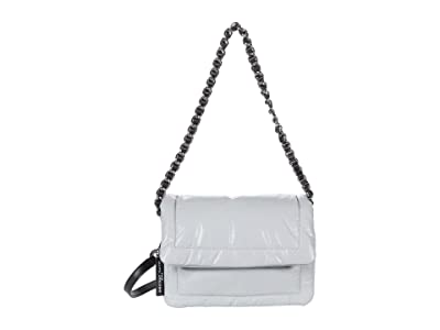 Marc Jacobs Mini Pillow Bag (Purple Grey) Handbags
