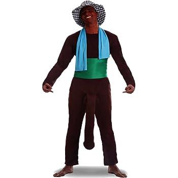 Disfraz Negro del WhatsApp (Talla XL): Amazon.es: Juguetes y juegos