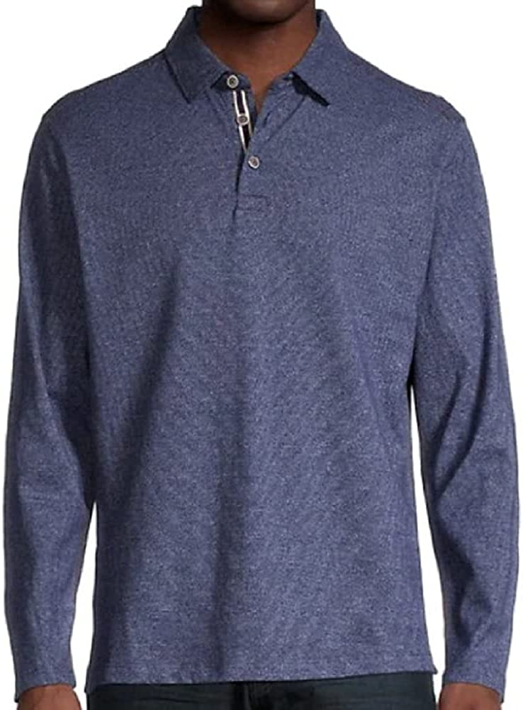 Max 44% OFF Tommy Bahama Long Max 86% OFF Sleeve Midnight Golf Shirt Sands Polo