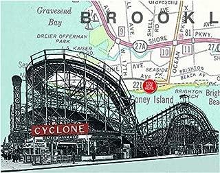Roller Coaster, Historic Coney Island Cyclone. 11
