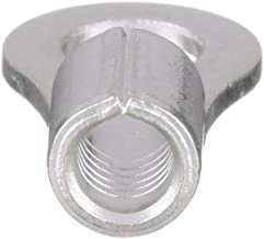 Panduit P22-6R-C Ring Terminal, Non-Insulated, 26 - 22 AWG, #6 Stud Size (100-Pack)