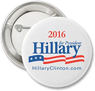 Hillary Clinton For President 2016 Campaign Button - 2