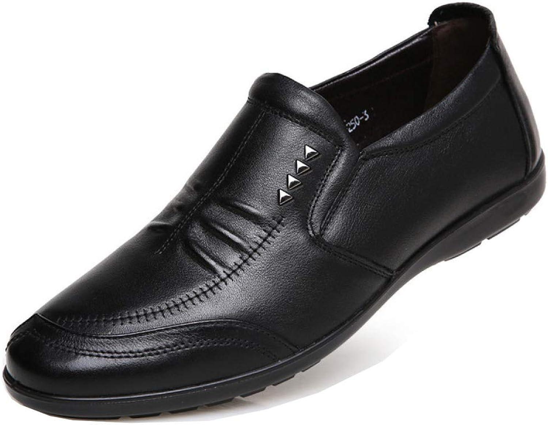 XZHFC Herrenschuhe, Mode, Satz Schuhe, Bequeme, Niedrige, Britische Freizeitschuhe