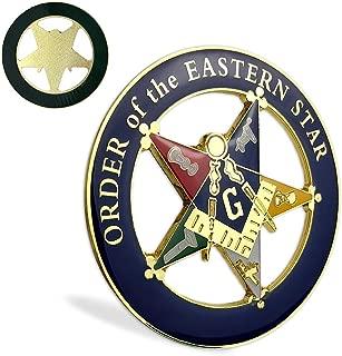 eastern star car decals