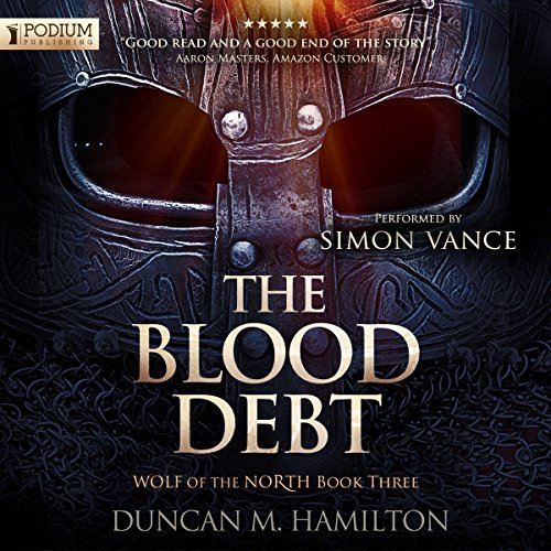 The Blood Debt cover art