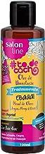 Óleo de Umectação #Tô de Cacho - Ebaaa! Blend de Óleos Argan, Manga e Coco, Salon Line, Salon Line