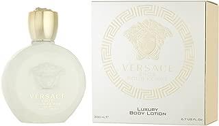 Versace Eros Pour Femme Eau de Toilette Body Lotion, 6.7 oz