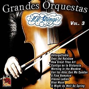 101 Strings Grandes Orquestas Vol. 3