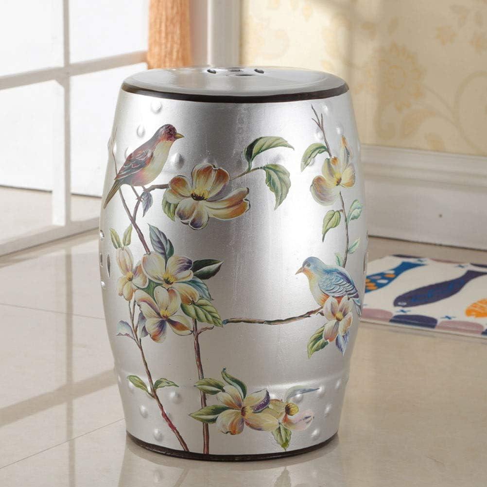 Jingdezhen OFFicial mail order Ceramic Antique Home Drum Stool Cheap sale Porcelain Garden Glaz