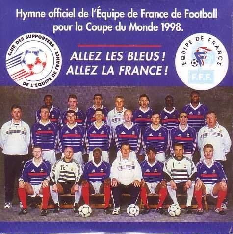 Allez Les Bleus Allez La France