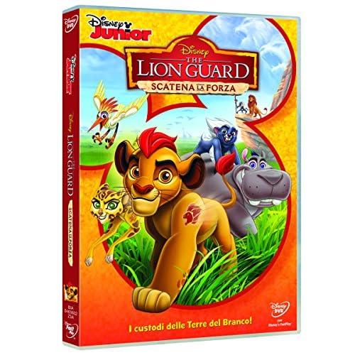 Lion Guard: Scatena la Forza (DVD)
