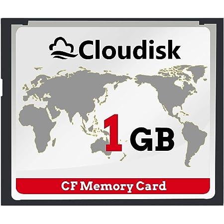 Cloudisk コンパクトフラッシュ メモリーカード CFカード デジタル カメラ用 転送読取高速 撮影連写 正規品 1GB