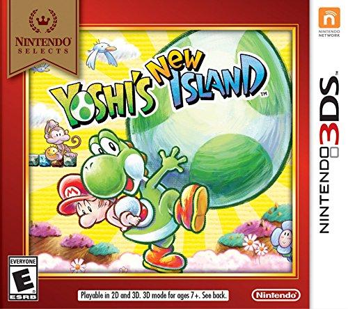 Nintendo Selects: Yoshis New Island - 3DS [Digital Code]