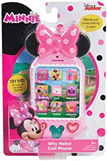 Disney Minnie Mouse Cellphone Phone Ages 3+