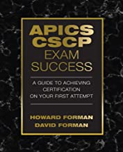 Best apics cscp exam success Reviews