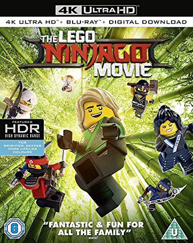 Animation - Lego Ninjago Movie -4K- (2 BLU-RAY)