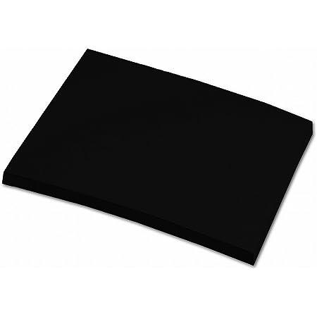 Bringmann Papier couleur A4 Noir Lot de 100 feuilles (Import Allemagne)