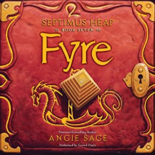 Fyre audiobook cover art