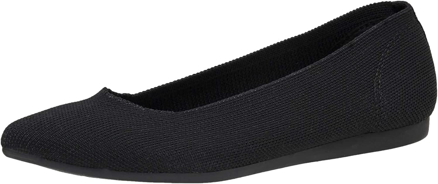 CUSHIONAIRE Women's Max Tampa Mall 74% OFF Ensley Knit Flat Width and +Memory Foam Wide