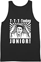 T-T-T-Today Junior Funny Billy Madison Reading Mens Tank Top