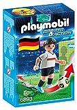 PLAYMOBIL - Futbolista Alemania, Juguete Educativo, 6893