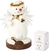 HMK Musical Christmas Tree-Lighting Snow Angel