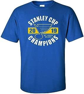 2019 Stanley Cup Champions St Blues Shirt Adult SM-3XL (XL)
