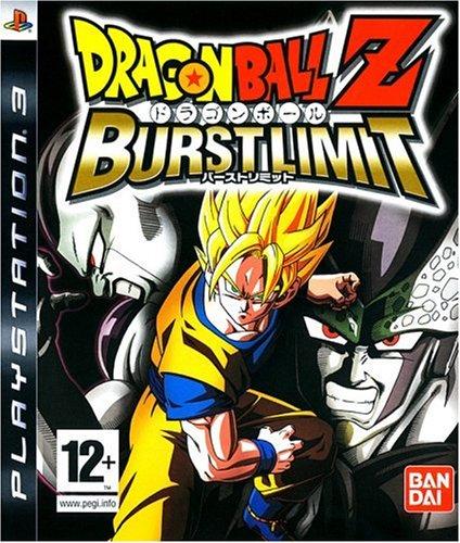Dragon Ball Z : burst limit [PlayStation 3] [Importado de Francia]