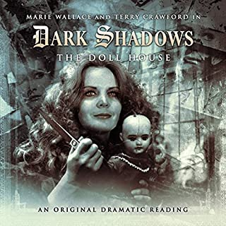 Dark Shadows audiobook cover art