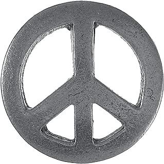 Peace Sign Lapel Pin