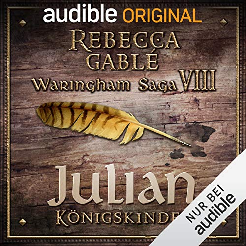 Julian - Königskinder     Das Spiel der Könige 2              By:                                                                                                                                 Rebecca Gablé,                                                                                        Florian Bald                               Narrated by:                                                                                                                                 Detlef Bierstedt,                                                                                        Nico Holonics,                                                                                        Sina Martens,                   and others                 Length: 8 hrs and 47 mins     Not rated yet     Overall 0.0