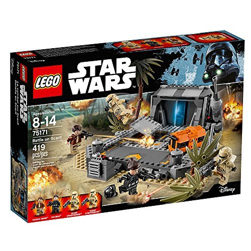 LEGO STAR WARS Battle on Scarif 75171 Star Wars Toy