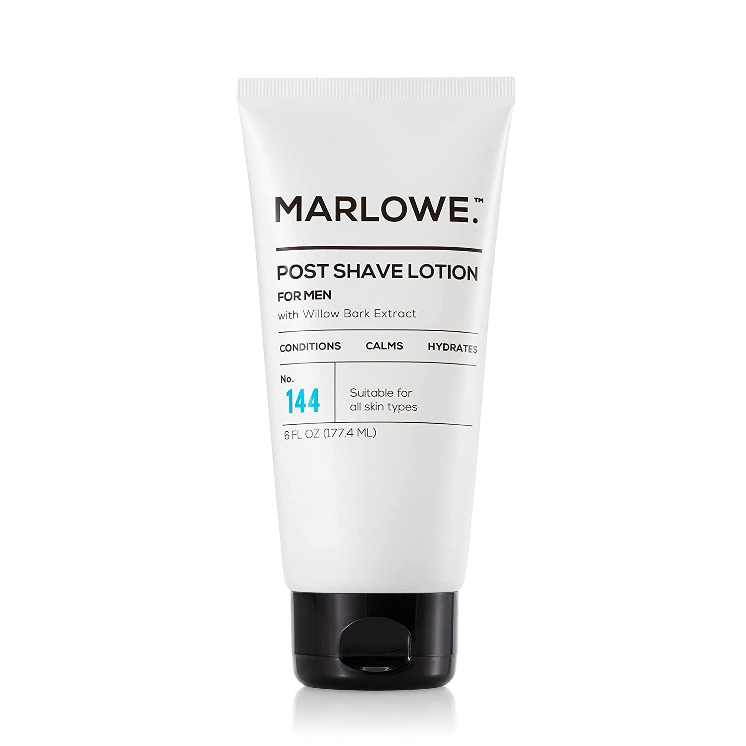 MARLOWE. No. 144 Post Shave Lotion Men Our shop most popular Conditions H Nashville-Davidson Mall 6 Oz for